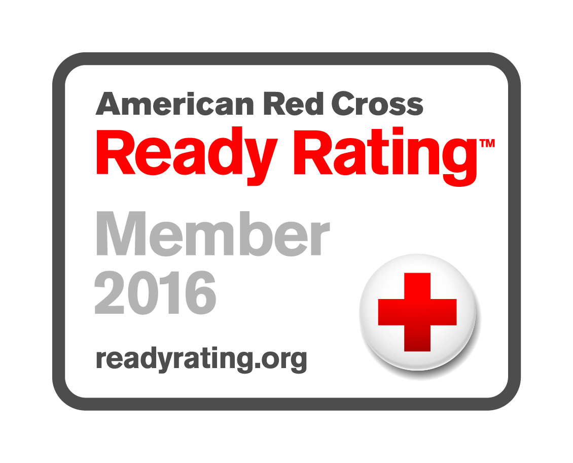 Red Cross Ready Rating Seal